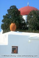 Mykonos Domes and Bells