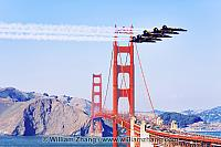 Blue Angels Over GGB