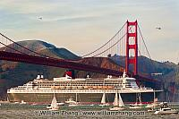 Queen Mary 2 & Endeavor